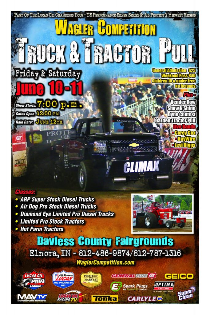 Wagler Diesel Competition
