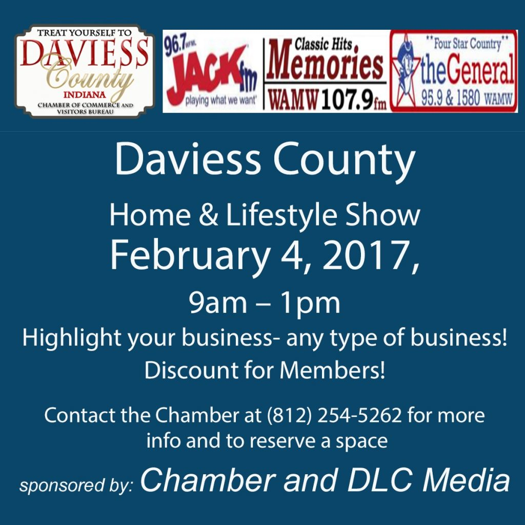 Daviess County Home and Lifestyle Expo!