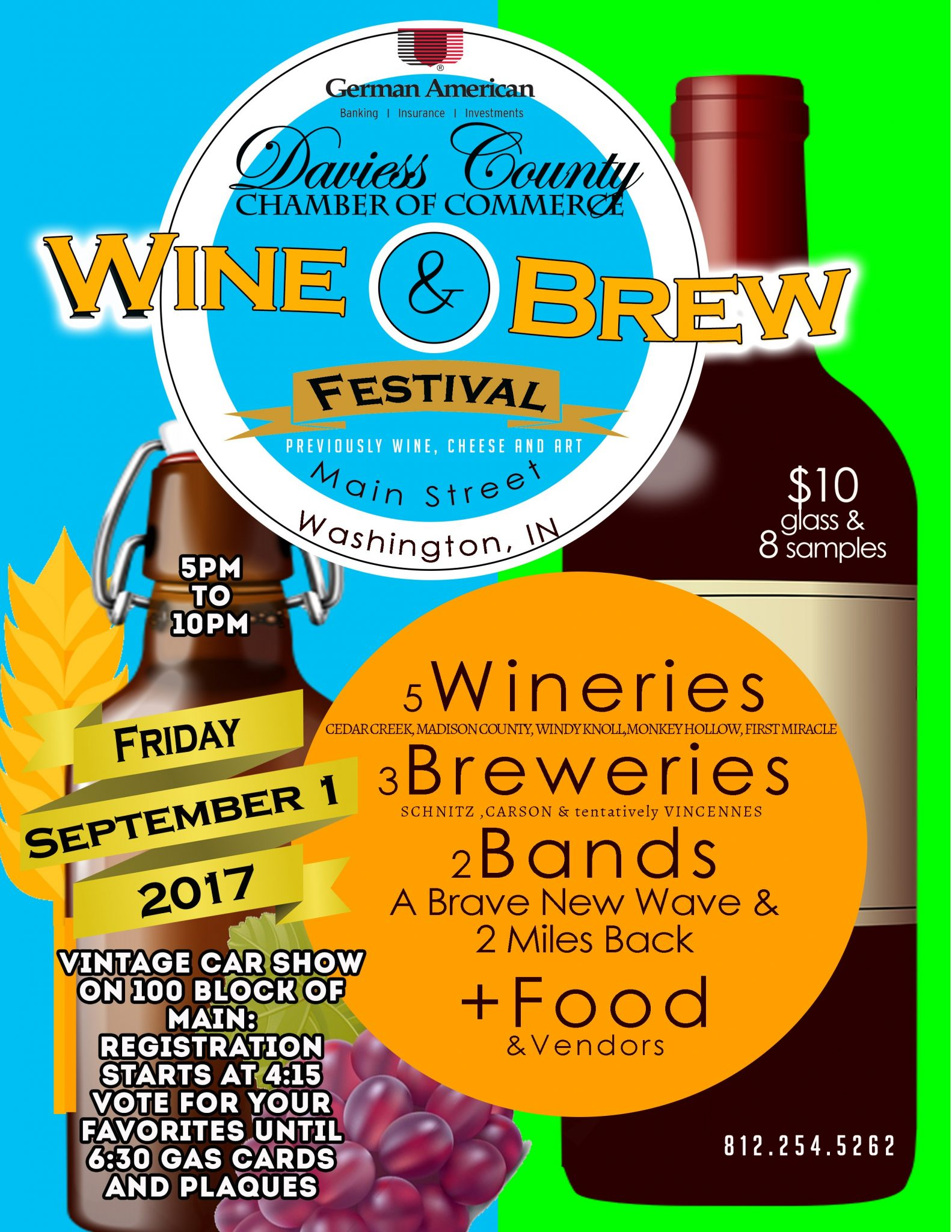 Wine and Brew Fest!
