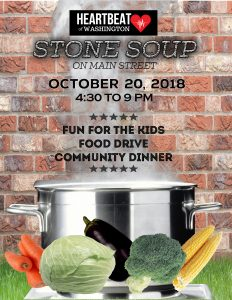 Stone Soup with Heartbeat of Washington