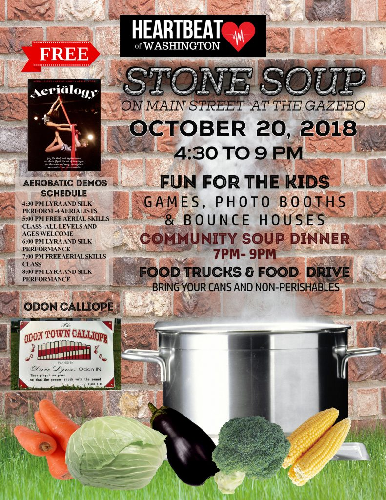 Stone Soup October 20, 2019